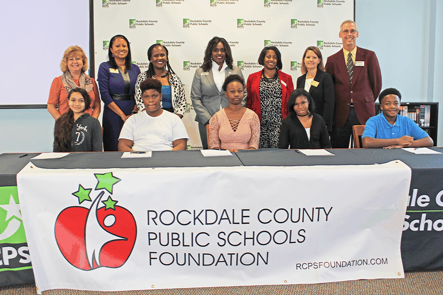 FIVE RCPS STUDENTS CHOSEN FOR REACH $10K SCHOLARSHIPS